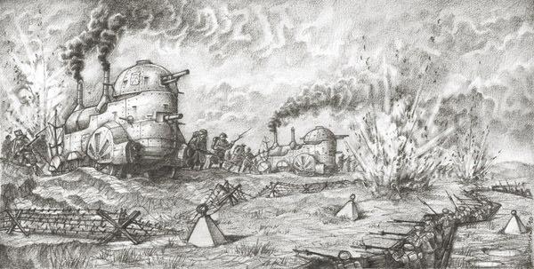 "Panzerarmee ""Radetzky"" by JanBoruta"