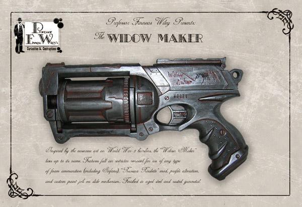 The Widowmaker by Davincisghost