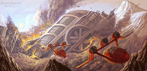 Dieselpunk by Sedeptra