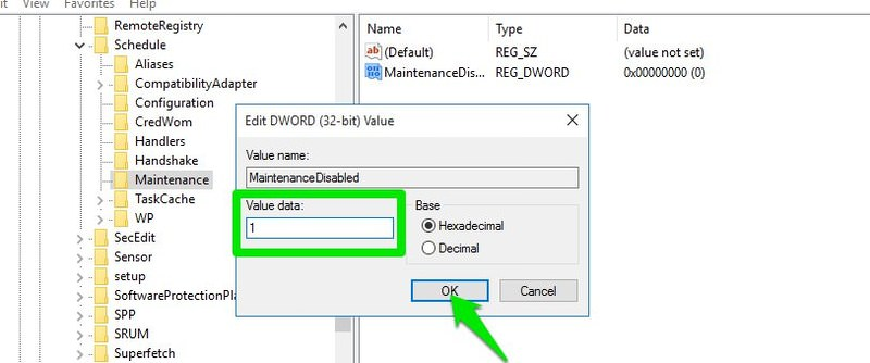 add entry value