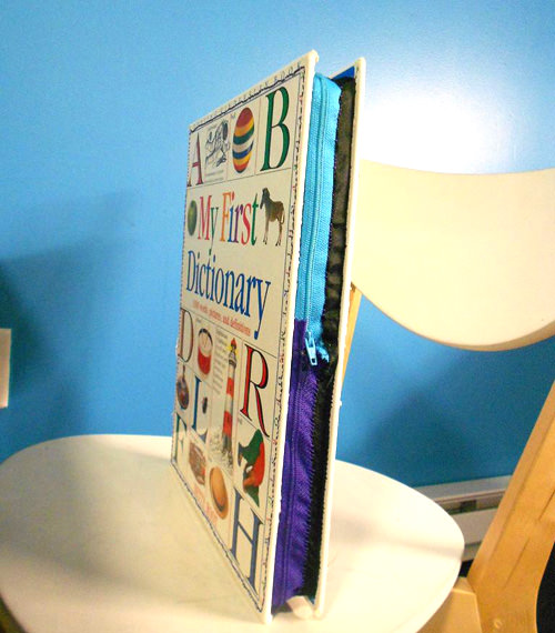 Hardcover Book Case