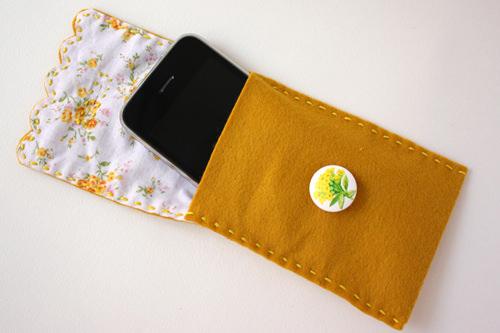 Felt & Fabric Case