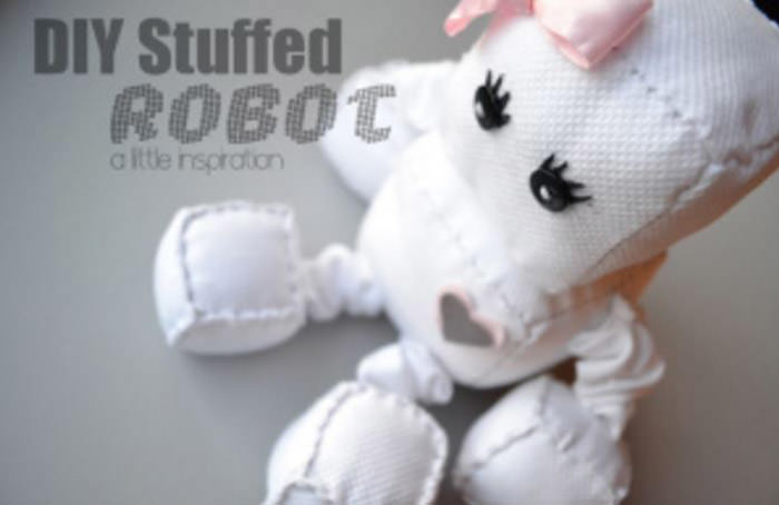 Stuffed Robot