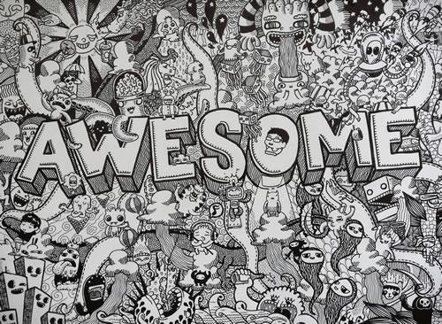 26 adorable cute doodle artwork for your inspiration hongkiat