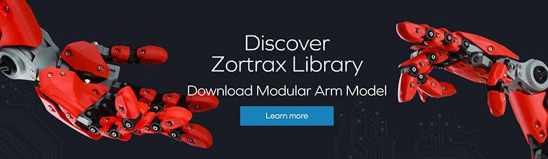 Библиотека Zortrax