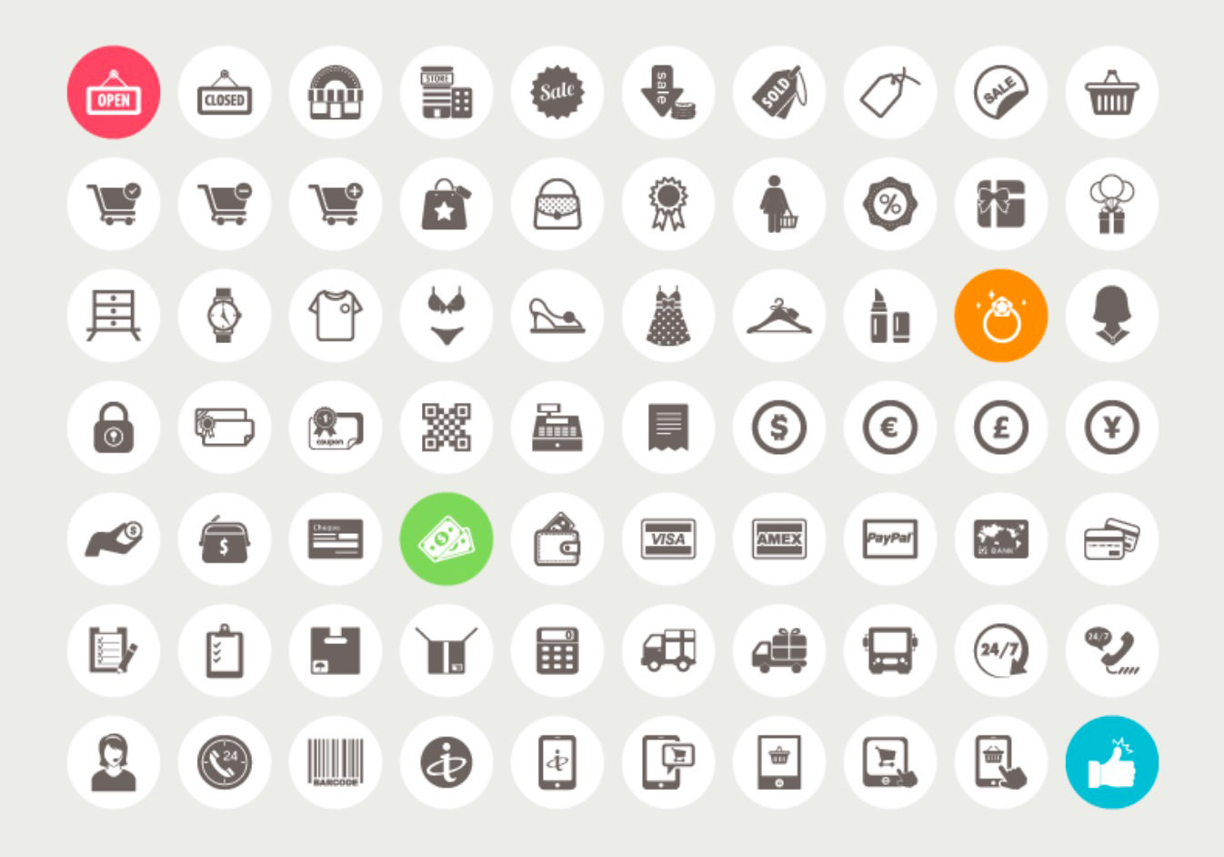 e-commerce-shopping-icons