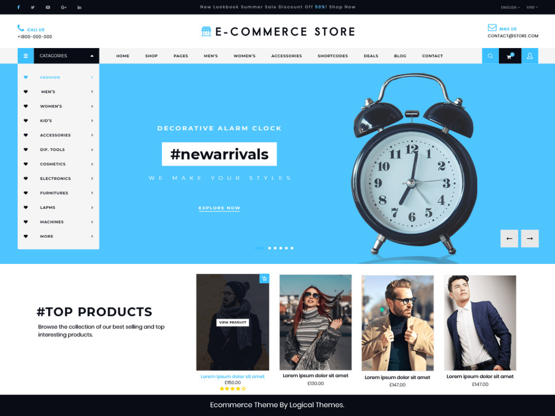 ultimate-ecommerce-shop-wordpress-theme
