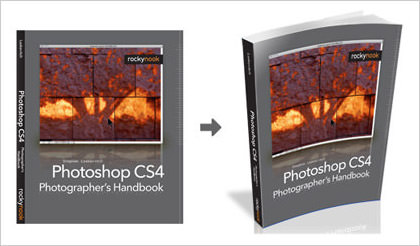 Free Photoshop Action For Ebook Covers