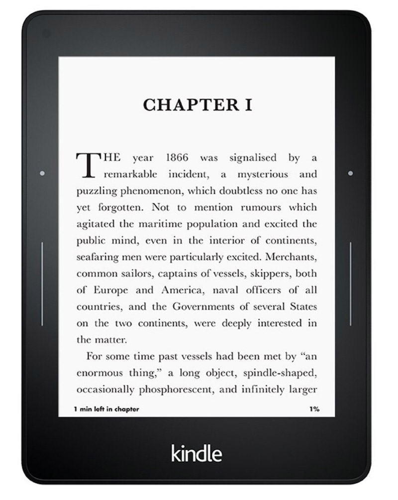 Kindle-Voyage-e-book-readers