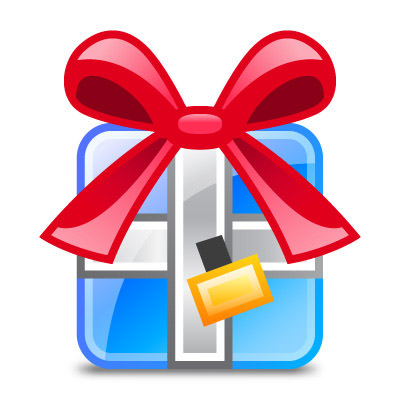 ecommerce icon - gifts