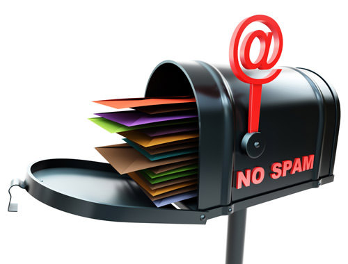 avoid spamming
