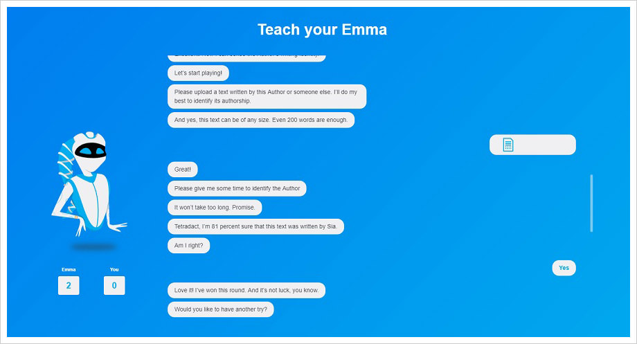 teach your emma