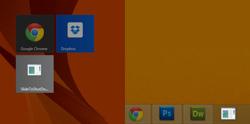 Pin To Start or Taskbar