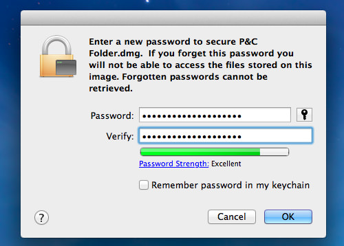 How To Encrypt A Folder With Password Protection In Mac