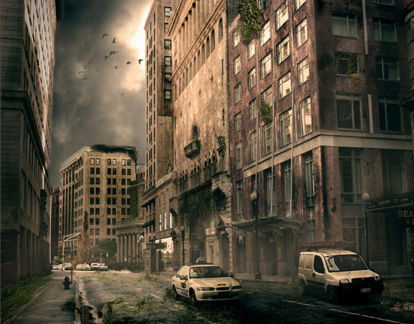 post apocalyptic chicago