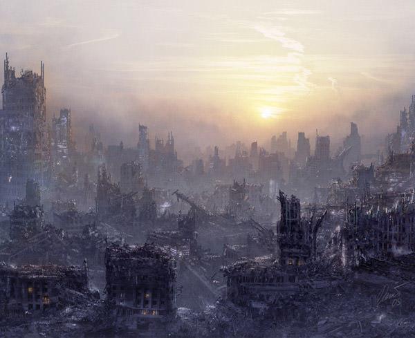 environment post apocalypse