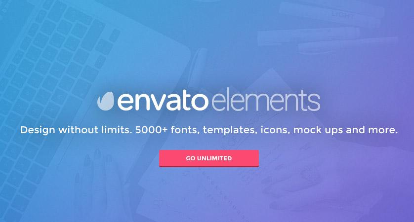 visit envato elements