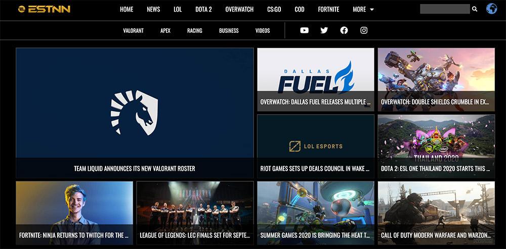 ESTNN-Esports-News
