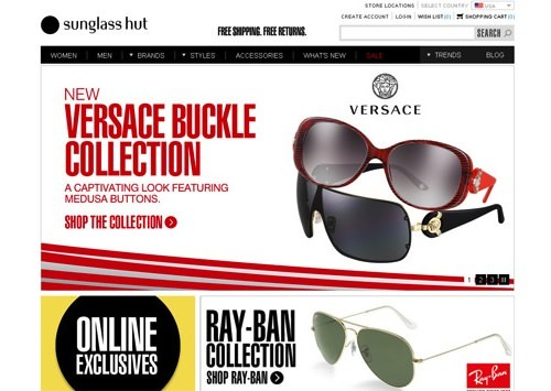 Sunglass Nut News