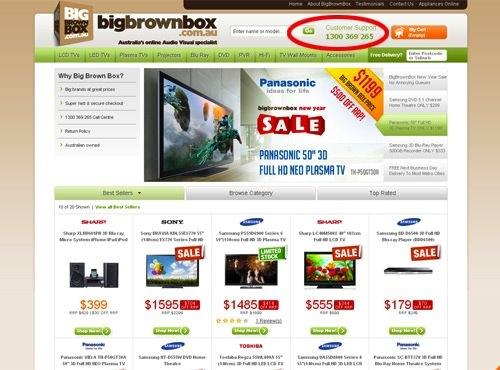 BigBrownBox Phone Box