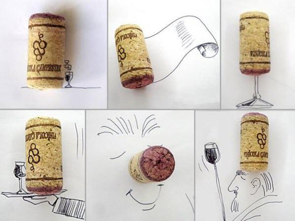 cork plug