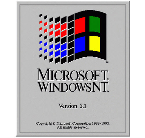 Windows NT 3.1