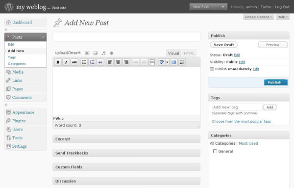 wordpress coltrane