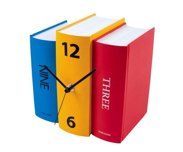 Table Clock Book