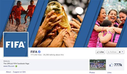 Facebook FIFA