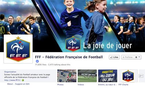 Facebook France Team