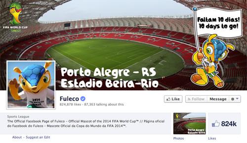 Facebook Fuleco