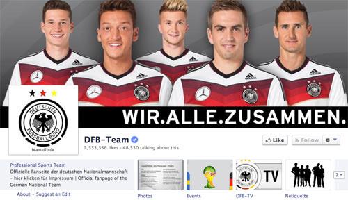 Facebook Germany Team