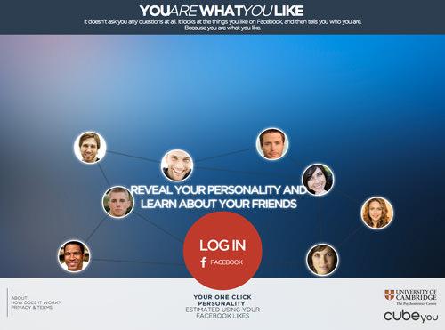 personalityapp
