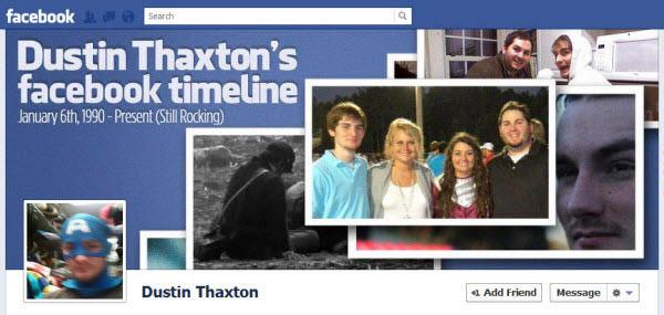 dustin thaxton