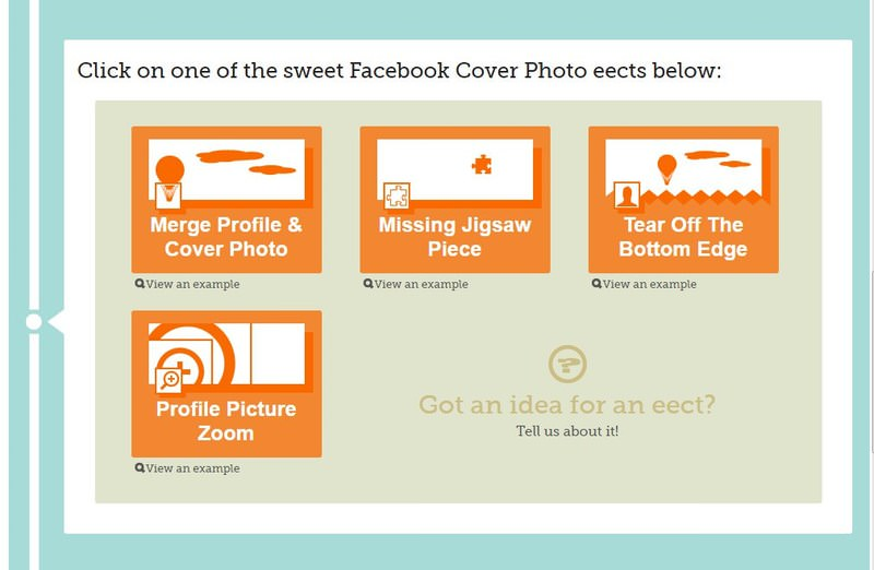create cover photos