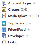facebook developer link