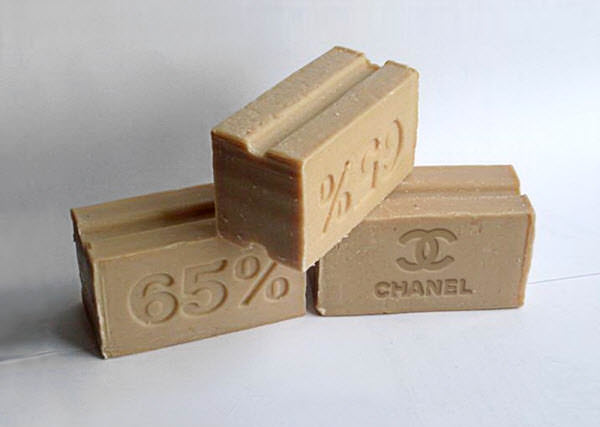 chanel soap