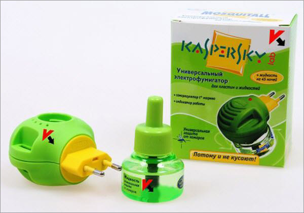 kaspersky insect killer