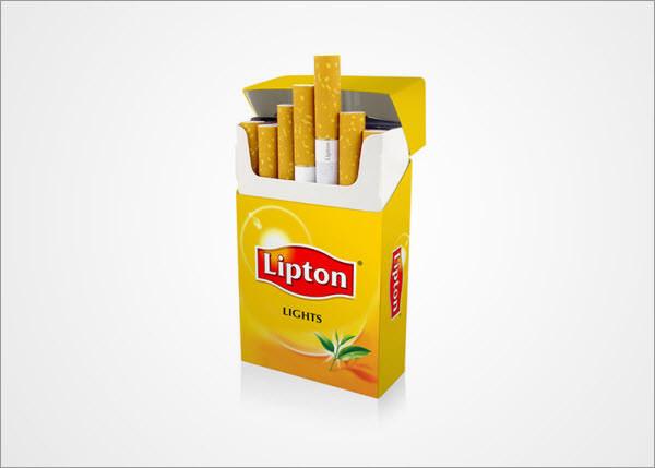 lipton cigarette