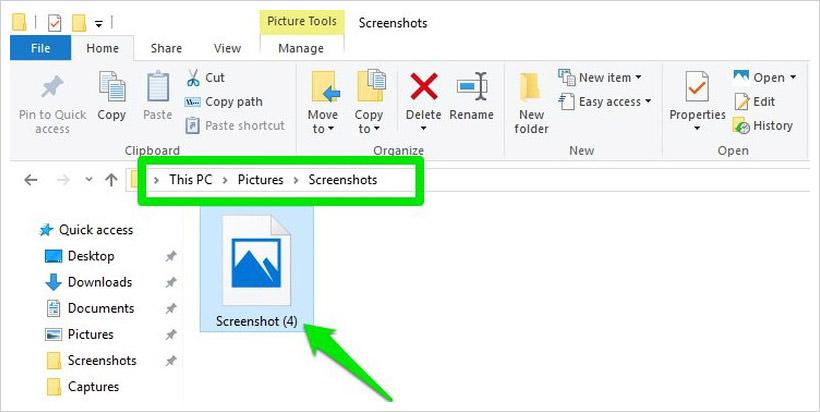 8 Fastest Ways To Take Screenshots On Windows 10 Hongkiat