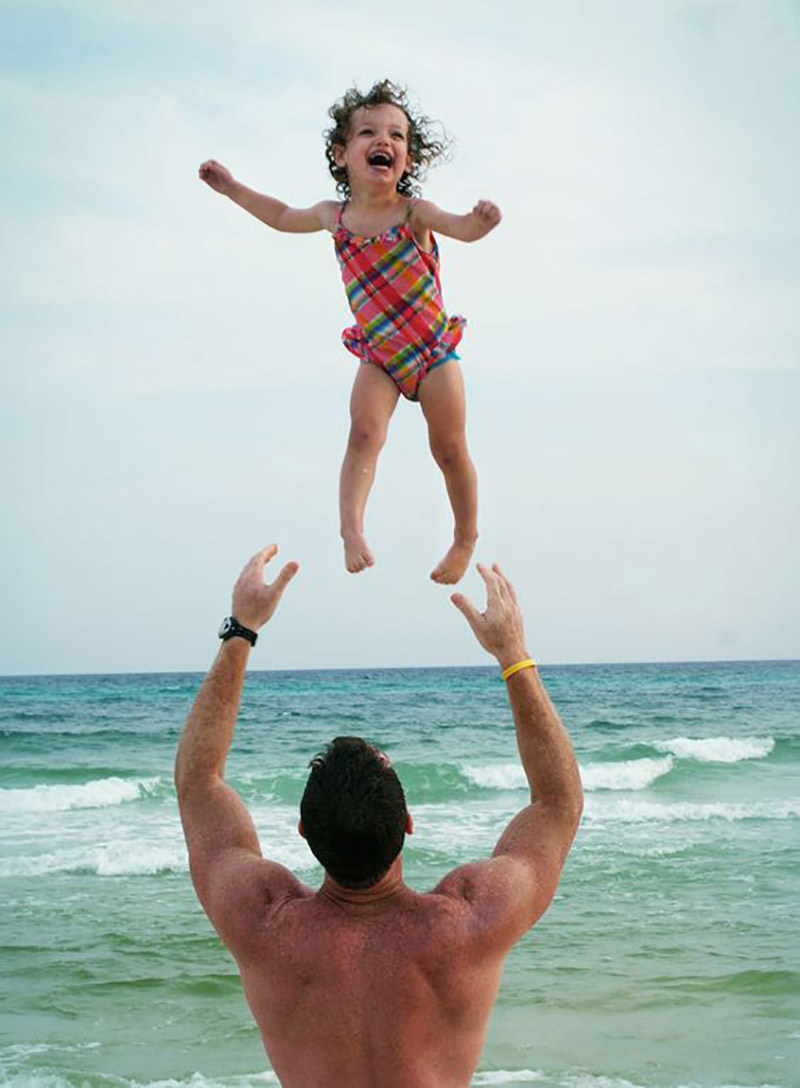 father daughter photography