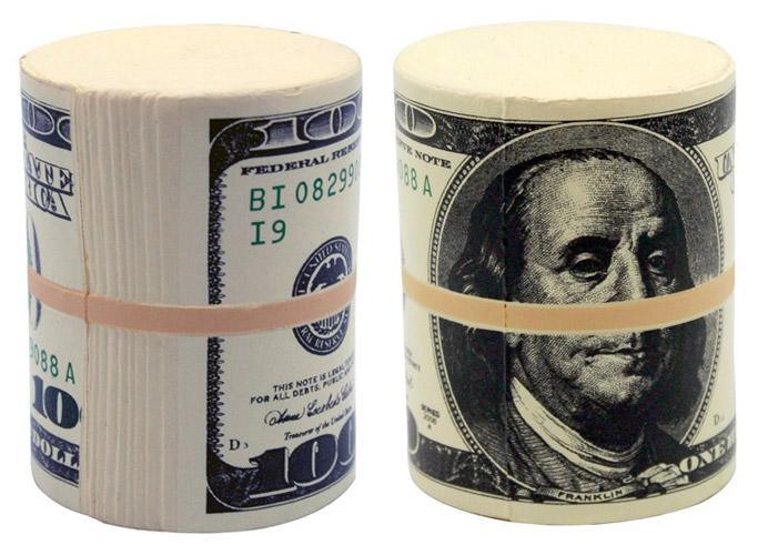 money wad