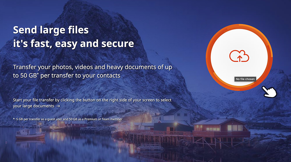 15 Best Sites To Send Big Files Online Hongkiat