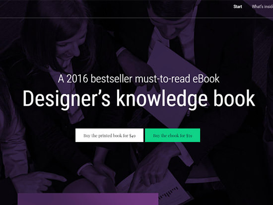 designers knowledge book