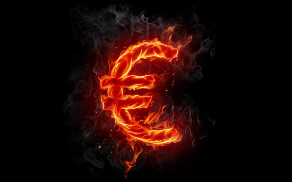 fiery symbol