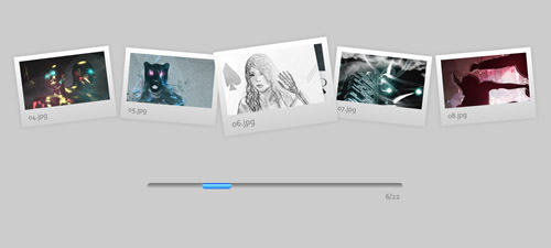 Build a Dynamic Flash Gallery with Slider Control