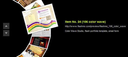 FlashMo Circle Gallery