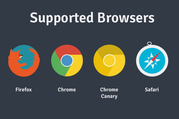 flat icons freebie web browsers firefox
