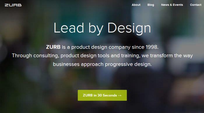 Zurb Internal Development