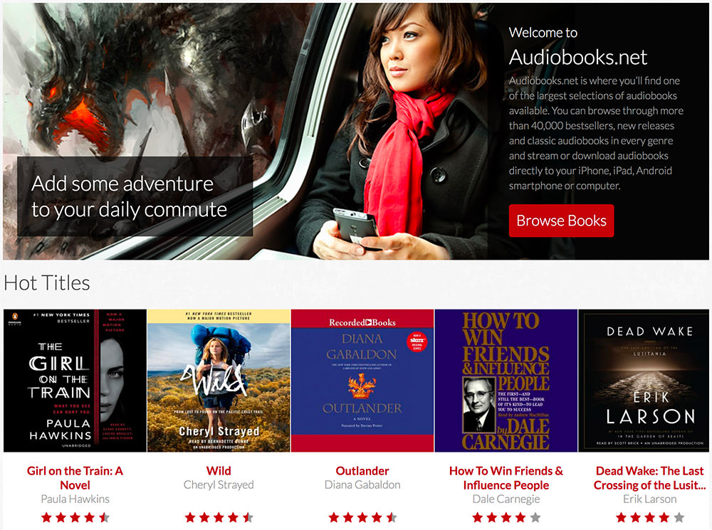 Audiobooks.net
